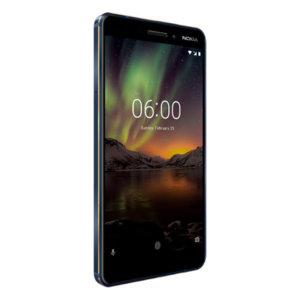 Мобилен телефон Nokia 6.1 DUAL SIM BLACK